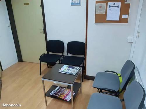 Loue local / cabinet 27m² REIMS Centre