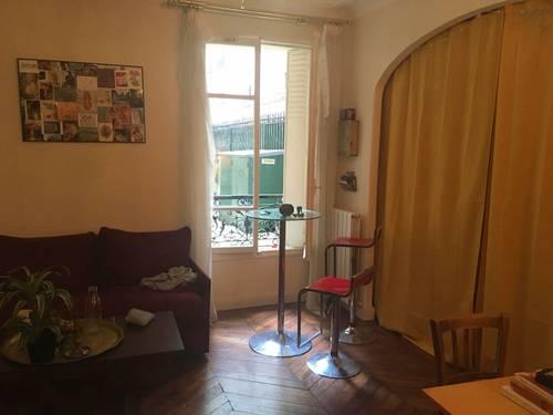 Sous loue chambre - Paris 15ème - Dans appartement de 56m²