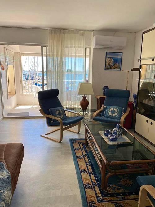 Loue appartement, Cap d'Agde (34) - 2chambres, 6couchages