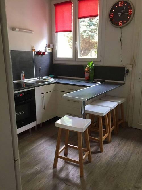 Loue appartement T4, 75m², jardin et parking, Beauvais centre (60)