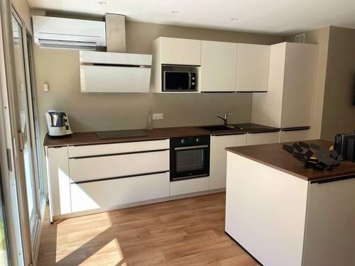 Location appartement Arcachon centre plage - 2chambres - 4couchages