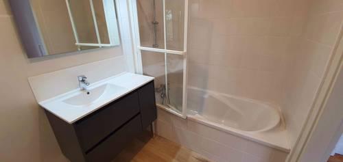Loue appartement centre ville - 3chambres, 82m² - Caen (14)