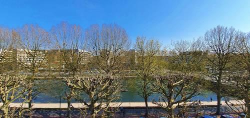 Loue appartement 45m², 1chambre centre ville - Caen (14)