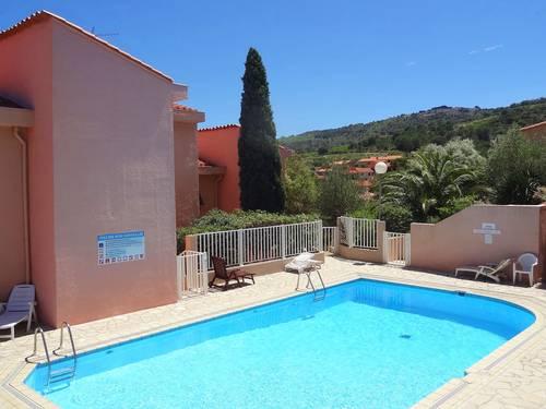 Location appartement Collioure, 4personnes, piscine, terrasse,parking