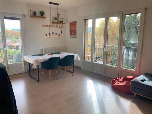Loue appartement - 2chambres, 77m², Aix-en-Provence (13)
