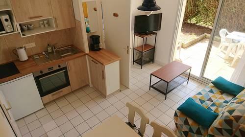 Loue Appartement rez de jardin Port du Crouesty Arzon - 1chambre, 2couchages (56)