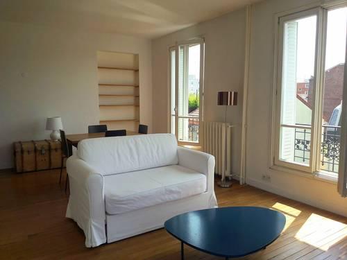 Loue appartement meublé 56m² 2pièces à Bois Colombes (92)