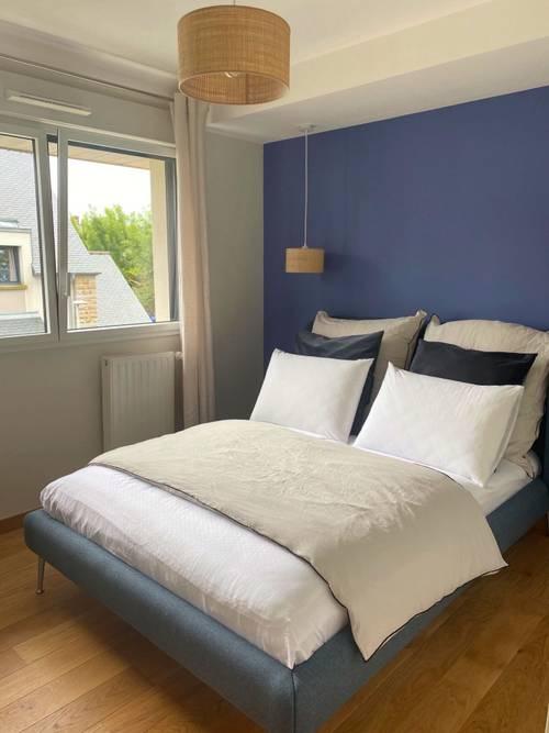 Location d'un appartement meublé à Rotheneuf / St Malo