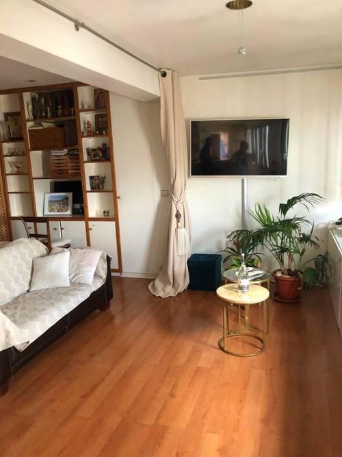 Loue appartement Paris 2ème - 1chambre, 2couchages