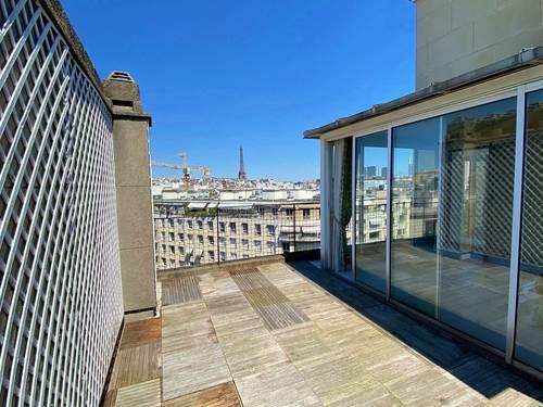Loue appartement T1bis Paris 16ème - 51m²