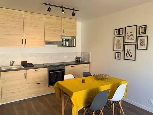 Location Appartement T3+ parking Montévrain