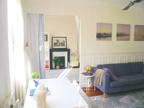Loue appartement à la semaine 52m² Paris 14ème- 1couchage