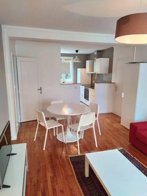 Loue appartement Tours - 3chambres, 65m²