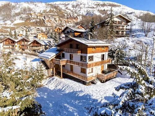 Loue appartement Valloire (73) - Savoie - 4chambres, 10couchages en juillet