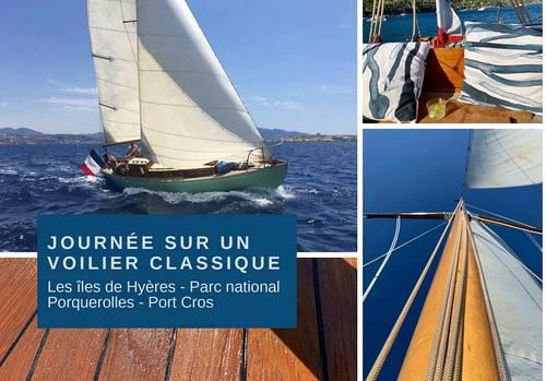 Loue bateau Sloop Bermudien - Porquerolles / Port Cros /Hyères