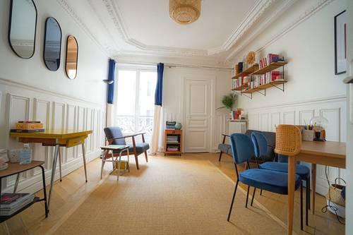 Loue cabinet de santé - Paris 11ème