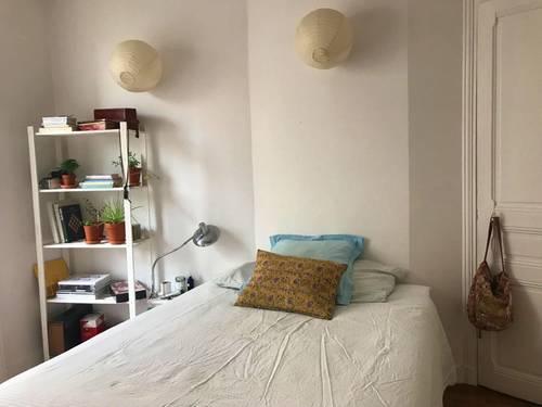 Sous-loue chambre dans appartement - Jourdain - 20ème