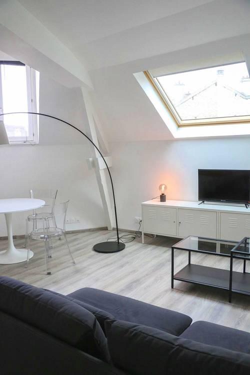 Location studio Reims (51) - 1chambre, 39m²