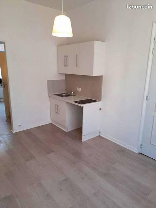 Location T2- Lille Centre (Moulins) - 29m²