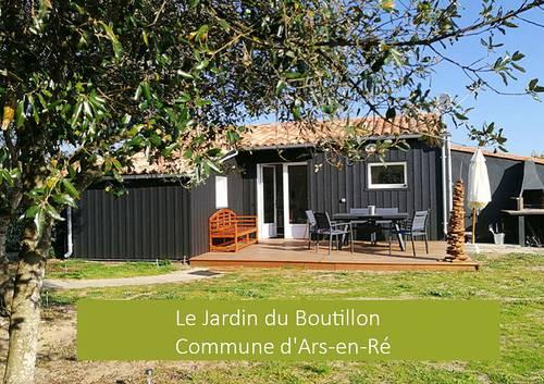Loue maison Ile-de-Ré (17) commune d'Ars-en-Ré, 4couchages