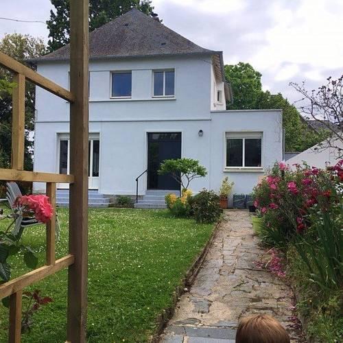 Loue maison familiale 7couchages proche plage - Saint-Malo (35)