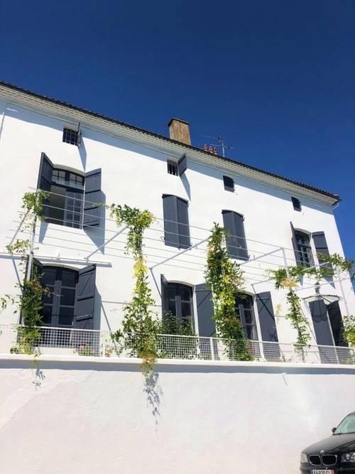 Loue maison Lot et Garonne - 9chambres - 18couchages - Damazan (47)