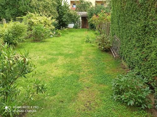 Loue maison avec jardin - 2chambres, 69m², Le Mans (72)