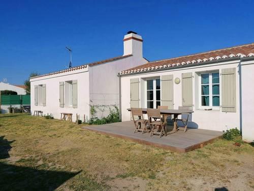 Loue maison Noirmoutier (85) - 6couchages