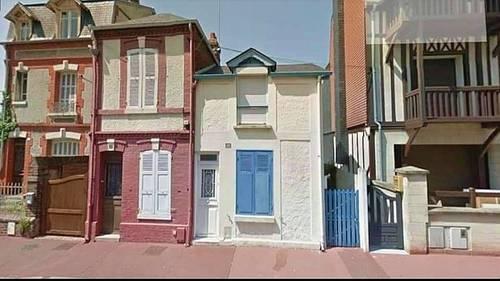 Loue maison de pêcheurs en plein centre ville de Deauville (14) - 6couchages
