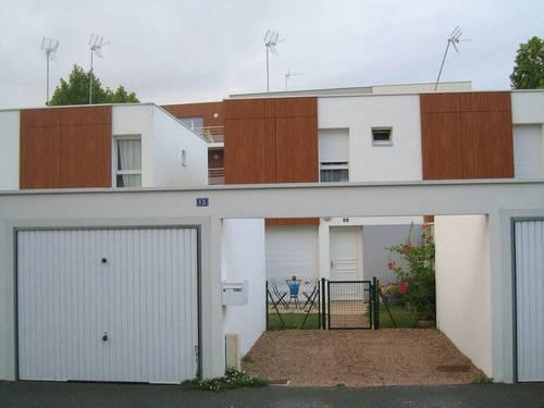 Location maison de ville type 3Tours Nord