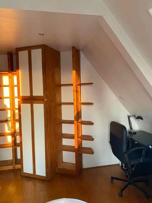 Loue studio meublé - 24m², 14ème