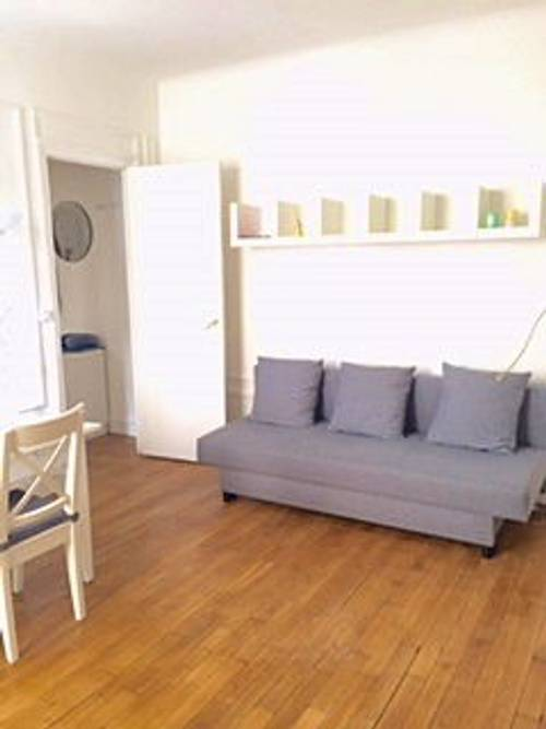 Loue grand appartement F1meublé - 33m² - 10ème