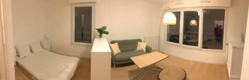 Location meublée 32m² Suresnes (92)