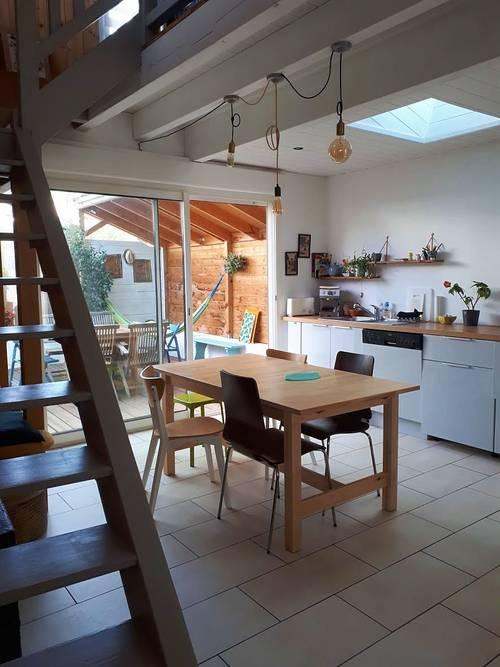 Location Petite maison en bois 100m² - 6personnes - Anglet (64600)