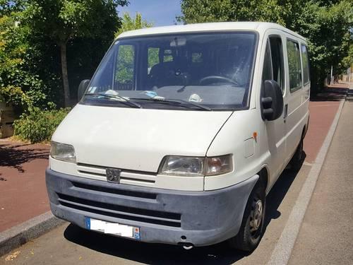 Location Peugeot Boxer 7m³ Versailles