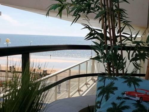 Location saisonnière appartement vue mer La Baule - 2chambres 5couchages