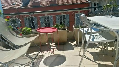 Loue appartement 4couchages - Nice (06) - Hyper Centre Carré d'Or