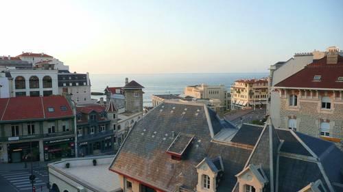 Loue appartement 2pièces 56m² plein centre Biarritz (64) - 2couchages