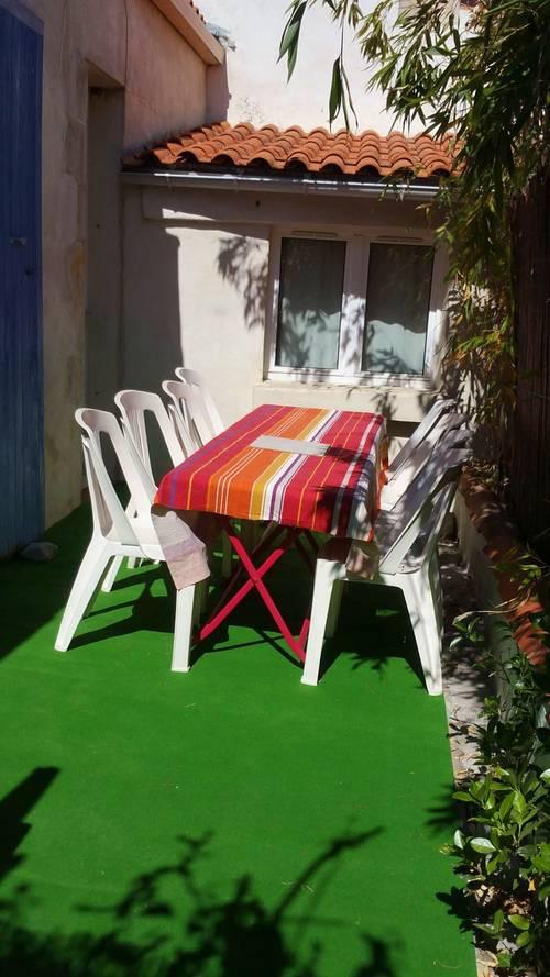 Loue saisonniere maison la rochelle - 3chambres, 10couchages (17)
