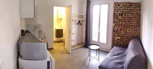 Location studio meublé 12m² - 18