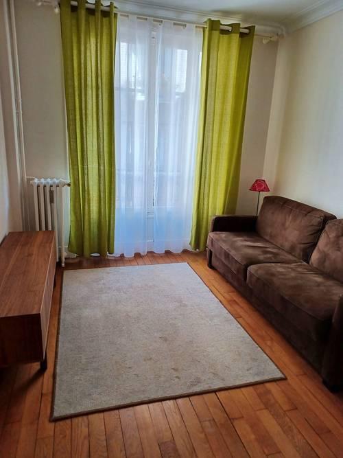 Loue studio meublé 33m² Asnières sur Seine (92)
