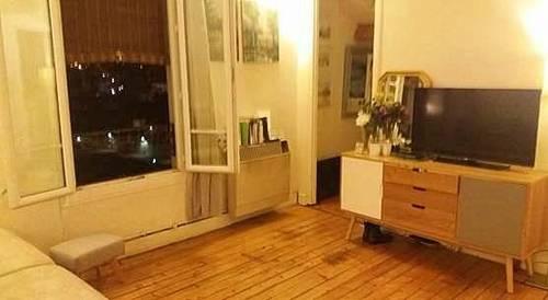 Loue studio avec Terrasse - 18m², Vanves (92)