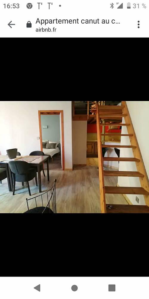 Loue appartement Lyon 4ème - 2chambres, 60m²