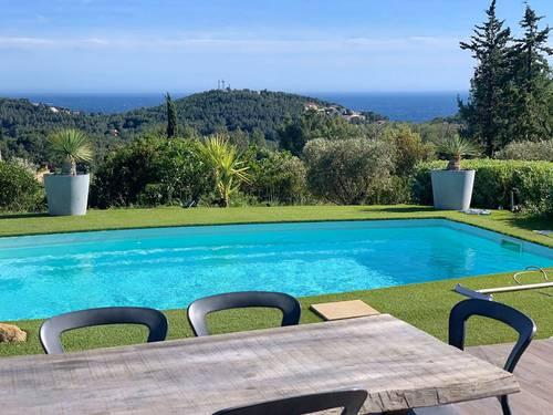 Location de vacances villa Bandol (83) 135m² vue mer 6couchages