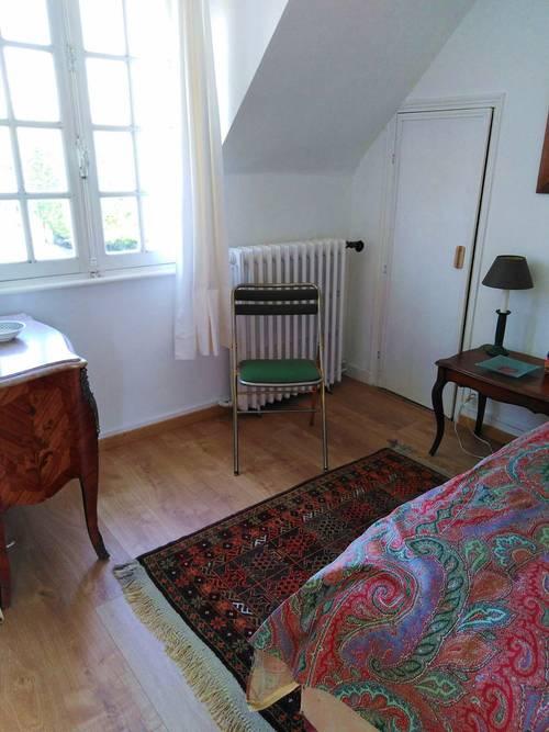 Loue maison de vacances familiale - 6couchages - Saint Lunaire (35)