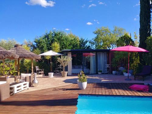 Loue appartement de vacances 1chambre, 2couchages, La Cadière-d'Azur (83)