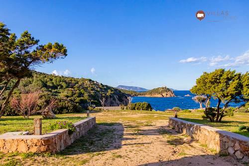 Loue villa 4chambres piscine,Jacouzi,vue mer,Porto Vecchio Corse 8couchages