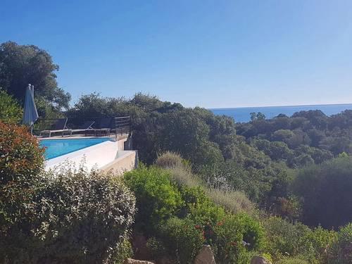 Location villa corse sud 12couchages
