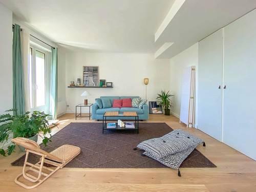 Loue appartement Biarritz (64) - 4couchages - Esprit Loft Vue Océan