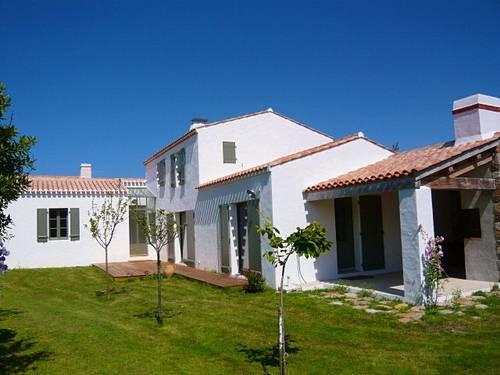 Loue maison au Vieil à Noirmoutier, proche des plages 8couchages (location à la semaine uniquement) - Noirmoutier-en-l'Île (85)